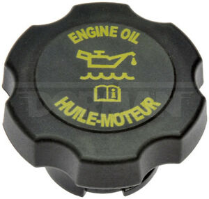 New Engine Oil Filler Cap Dorman 80986