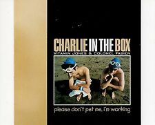 CD CHARLIE IN THE BOXplease don't pet me, I'm working 2000  EX+  (A0020)