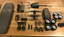 Boosted Board PARTS MINI'S V2 PLUS AND STEALTH VERY LOW USAGE AND NEW