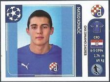 PANINI UEFA CHAMPIONS LEAGUE 2011-12- #272-DINAMO ZAGREB-MATEO KOVACIC