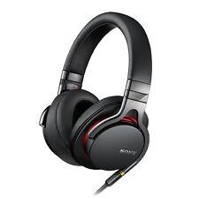 SONY MDR-1A Black Premium auriculares de audio de alta resolución Original/Nuevo