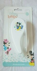Mickey Mouse Baby Boy Hairbrush and Comb Bpa Free New