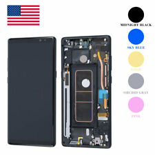 For Samsung Galaxy Note 8 LCD Display Touch Screen Assembly Replacement Best OEM