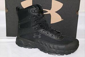 UNDER ARMOUR UA VALSETZ  2.0 TACTICAL MEN'S TACTICAL BOOTS, BLACK, 1296756-001