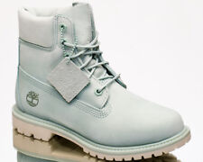 Timberland 6 Inch Icon Premium Waterproof Boots Women's Silt Green Winter Shoes
