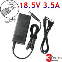 For HP ProBook 4510S 4520S 4530S 4540S AC Adapter Power Supply Cord Charger