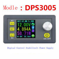 DPS3005 DC32V/5A Step Down Leistung Supply Modul Stromversorgungsmodul USB BT