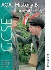 AQA History B GCSE Historical Enquiry by Jim Mccabe, Tony A. J. Hewitt