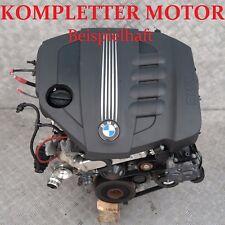 BMW 3 E90 E91 LCI 320d N47N Nackter Motor N47D20C neue Steuerkette GARANTIE
