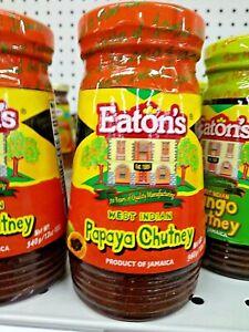 Papaya Chutney 340g / 12 Oz