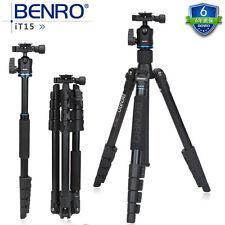 "BENRO IT15 Camera&DV tripod,Professional portable travel camera tripod,Max:58.1"""