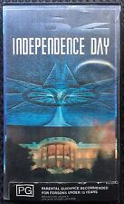 INDEPENDENCE DAY ID4 VHS Videotape Limited Edition Hologram Lenticular Cover