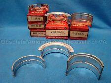 1956 - 1958 Chrysler Plymouth MOPAR 277 301 303 313 318 Main Bearing Set 020