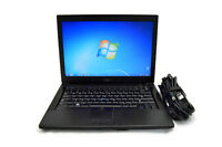 Dell Latitude E6410 Laptop Intel Core i5 2.4GHz 4GB RAM 128GB SSD Windows 7 Pro