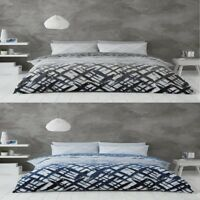 Luxury Elijha Duvet Cover Bedding Set with Pillow Cases, All Sizes