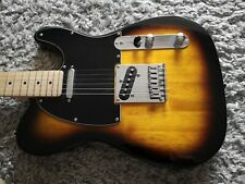 More details for fender squier telecaster electric guitar. very good condition