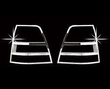 Chrome Tail Light Lamp Cover 2pcs For 2007 2009 Kia Sorento
