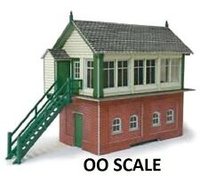 METCALFE-PO233-SIGNAL BOX CARD KIT - SCALE OO