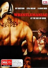 Wrestlemaniac *NEW & SEALED* DVD Region 4