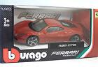 Bburago 36023 FERRARI 488 GTB - METAL 1:43 Race&Play