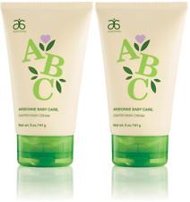 Arbonne Baby Care Nappy Cream 141g x 2