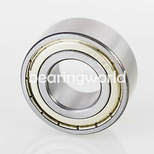 5203 ZZ Double Row Shielded Angular Contact Bearing 17 x 40 x 17.5mm