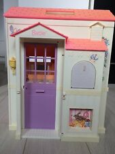 Barbie Folding Pretty house