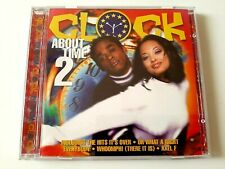 Clock About Time 2 1997 CD Brand New