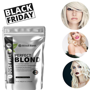 2.2 Pound Bag Extra Strength Professional Hair Lightener Bleach - Made in Italy