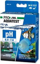 JBL PROAQUATEST pH 6.0-7.6 Test-Set Schnelltest Süßwasser Aquarien Analyse