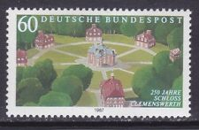 Germany 1500 MNH 1987 Clemenswerth Hunting Castle - 250th Anniversary