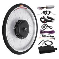 48V Front Wheel Electric Motor Conversion kit 1000W E Bike Cycling Hub New