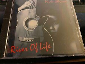 CD: Rob Shinn - River of Life (1994) rock guitar new sealed