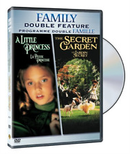 A Little Princess/Secret Garde  DVD NEW