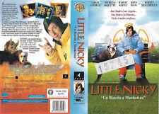 LITTLE NICKY - UN DIAVOLO A MANHATTAN (2000) vhs ex noleggio