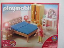 Neuware OVP 5331 Eltern Schlafzimmer zum Puppenhaus dollhouse  Playmobil