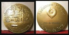 MEDAILLE BRONZE CLEMENCEAU HOPITAL ESSONNE (91) APHP ADER