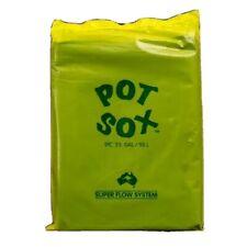 Hydroponic Pot Sox 95L X 6