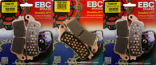 EBC HH Front & Rear Brake Pads Set - Honda GL1800 Goldwing _FA261HH|FA261/2HH