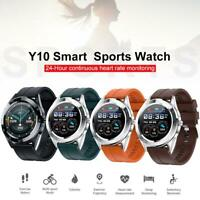 2021 Smart Watch AMOLED SCREEN CALL DIAL Heart Monitor Sport Tracker Android iOS