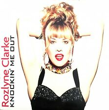 Rozlyne Clarke CD Single Knockin' Me Out - Belgium (VG+/EX)