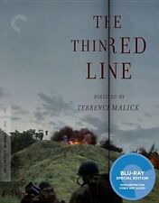 715515062411 Criterion Collection Thin Red Line With Terrence Malick Blu-ray