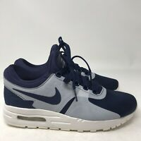 9031 Nike Youths Air Max Zero Essential GS Midnight Navy US 5.5 Y