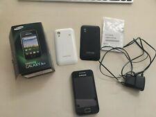 Samsung Galaxy Ace gt-s5830 - Modern Negro (sin bloqueo SIM), Smartphone