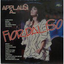 FIORDALISO - Applausi a...  - LP VINYL 1986 NEAR MINT CONDITION COVER VG