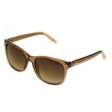 Fossil Square Brown Ladies Sunglasses 3006 NXWY6