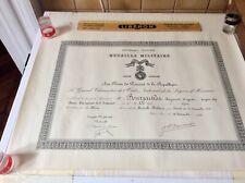 diplomes de la legion d' honneur francaise🇫🇷🔥