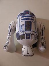 STAR WARS peluche R2D2 – parfait état R2-D2 vintage SUPERBE et RARE 21cm x 22cm