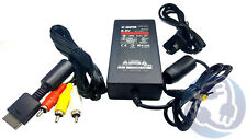 PlayStation 2 Slim Complete Hookup Kit A/V AV Cable AC Power Supply PS2