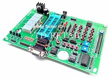 8051 DEVELOPMENT BOARD - Learn 8051 with this Experiment Board